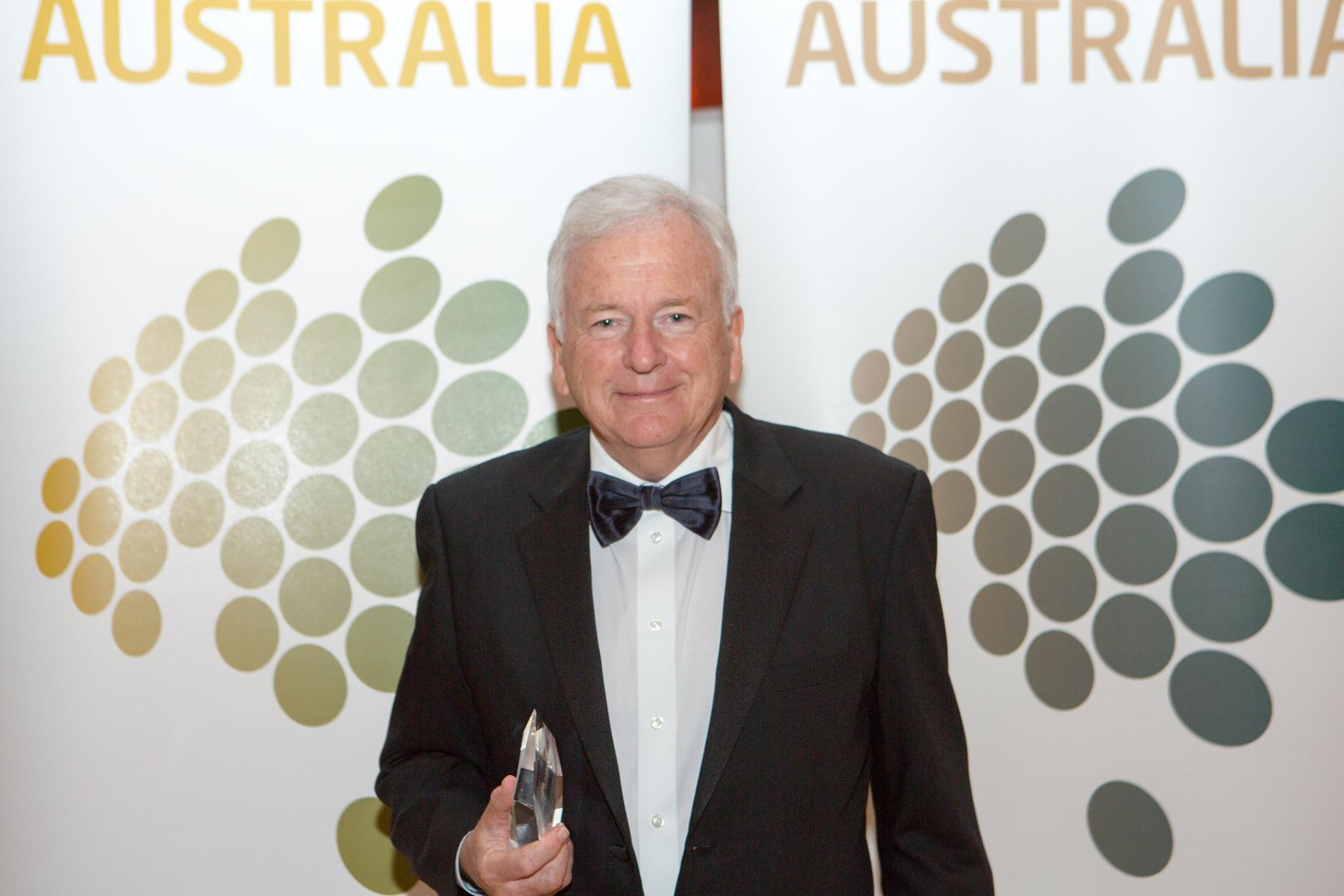 2015 Lifetime Achievement Award: Professor Perry Bartlett