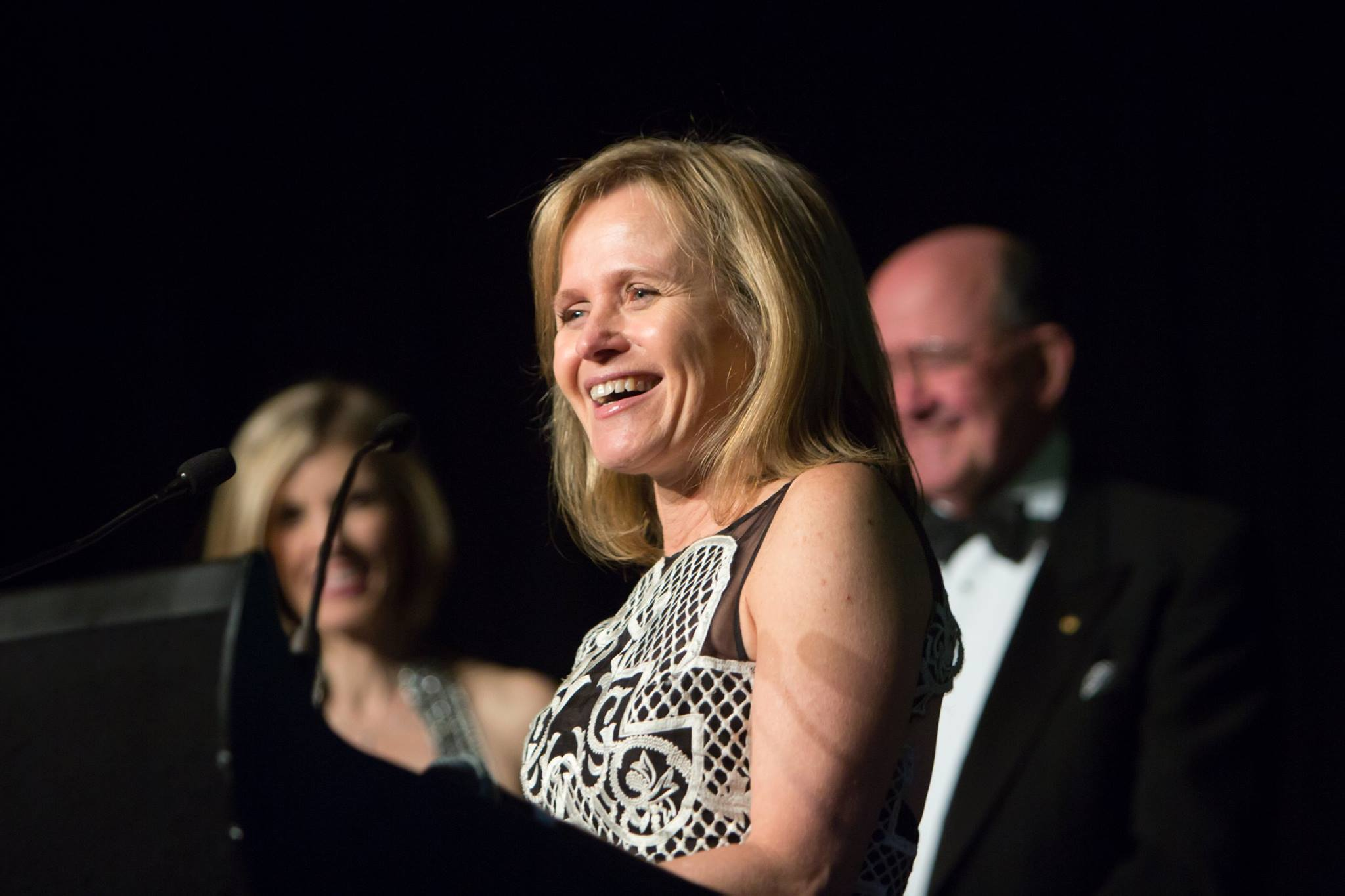 2015 Peter Wills Medal: Prof Sharon Lewin