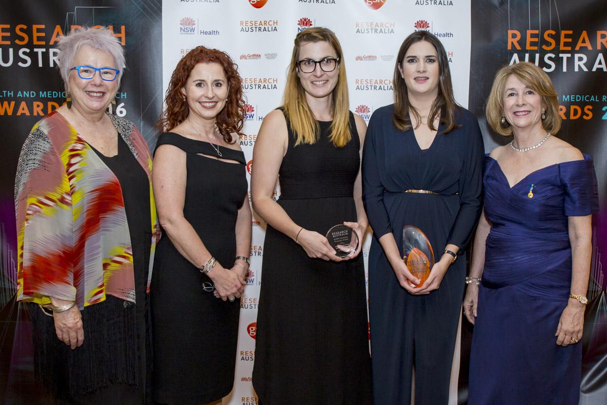 2016 Discovery Award Winner: Dr Rebecca Coll