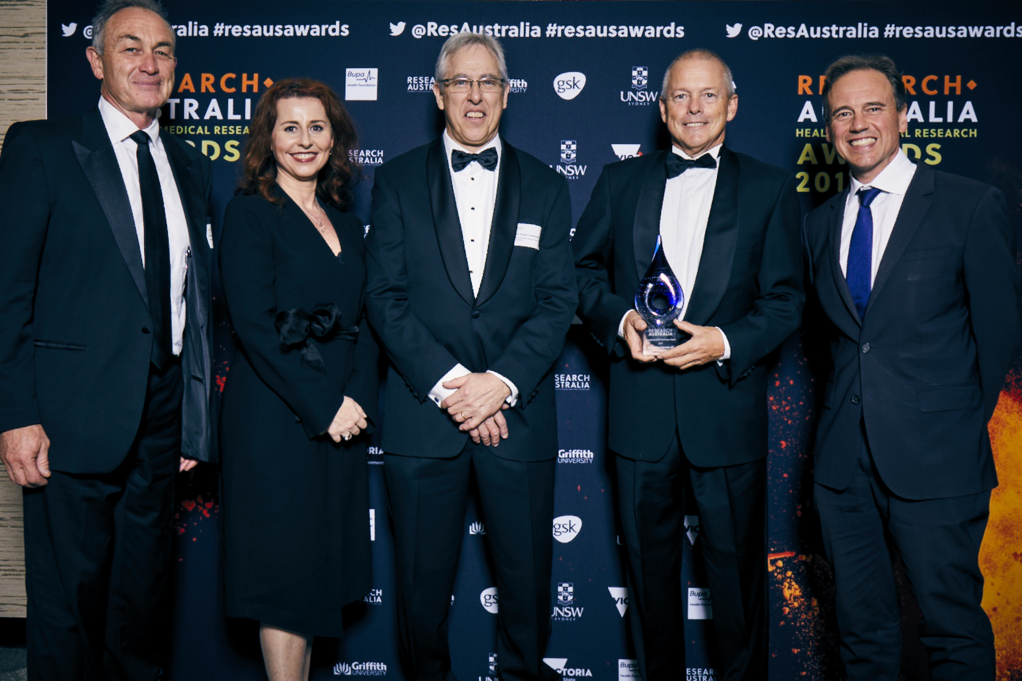 Nominations open for 2018 Research Australia Health and Medical Research Awards