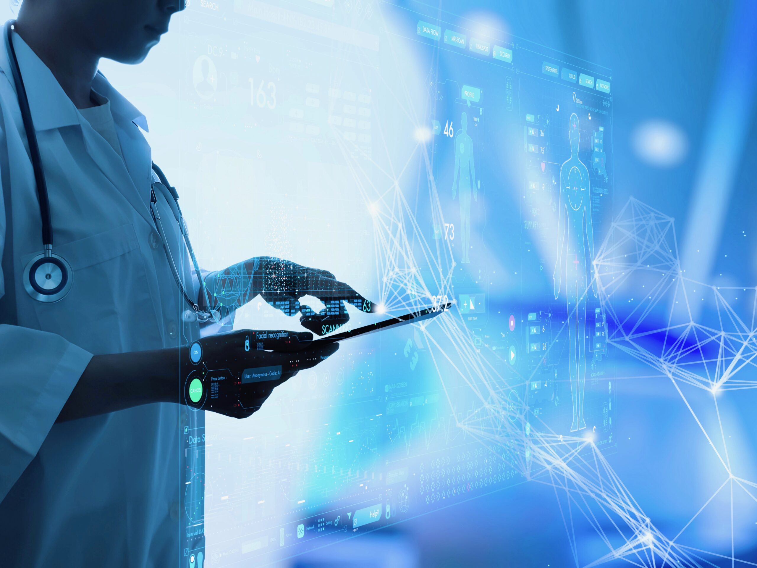 The Role of Digital Technology in a Changing Health System